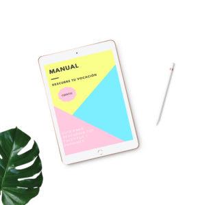 Descarga Gratis el manual para descubrir tu vocación