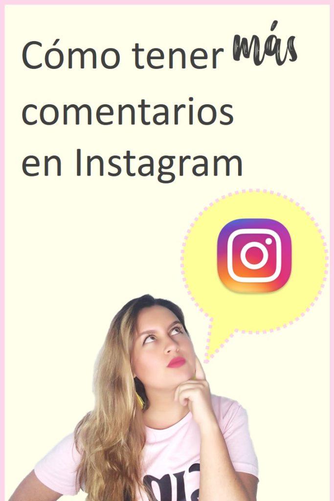 Cómo tener más comentarios en Instagram