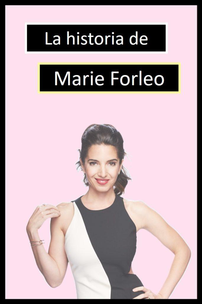 La historia de Marie Forleo